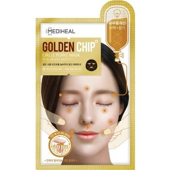 Maska-w-płachcie-akupresurowa-GoldenChip-rozjaśniająca-Mediheal.jpg