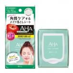BCL AHA  салфетки для чистки лица с фруктовыми кислотами