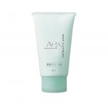 AHA Basic Пенка-скраб для лица очищающая с фруктовыми кислотами