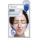 Маска для лица `MEDIHEAL` `CIRCLE POINT MASK` AQUA CHIP успокаивающая с массажным эффектом