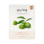 It'S SKIN The Fresh Mask Sheet Olive