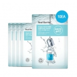 Real Barrier Aqua pehmendav kangasmaski komplekt