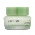 It'S SKIN Увлажняющий и освежающий крем для лица с зеленым чаем