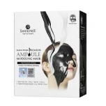 Shangpree Black Pearl Premium Ampoule Modeling Mask