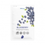 STAY Well Vegan Face Mask BLUEBERRY
