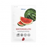 STAY Well Vegan Face Mask WATERMELON