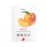 STAY Well Vegan Face Mask PEACH