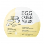 Too Cool For School Egg Cream niisutav mask