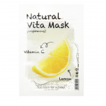 TCFS Natural Vita Mask Brightening Lemon