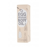 Egg Mousse Body Oil by TOO COOL FOR SCHOOL
