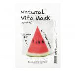 TCFS Natural Vita Mask Hydrating- Watermelon